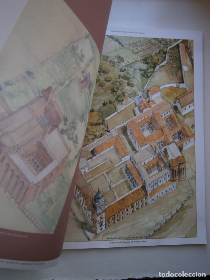 Coleccionismo Recortables: MONASTERIO DE SAN ISIDRO DEL CAMPO CUADERNO DEL ALUMNADO PRIMARIA 2005 - Foto 9 - 146240930