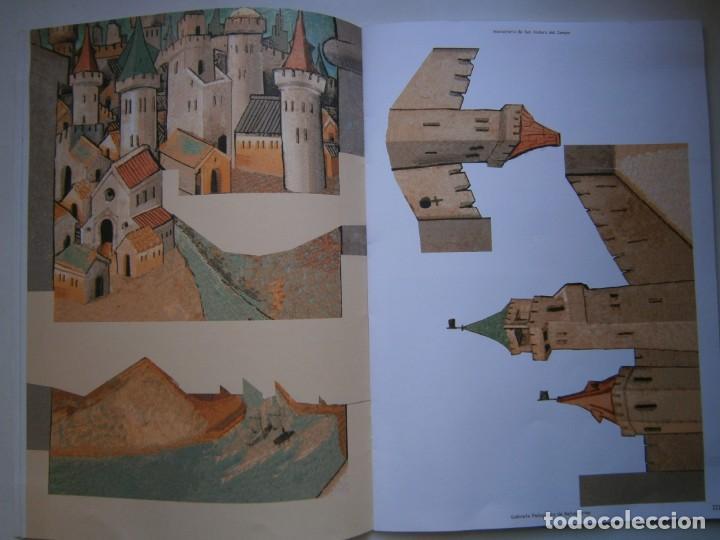 Coleccionismo Recortables: MONASTERIO DE SAN ISIDRO DEL CAMPO CUADERNO DEL ALUMNADO PRIMARIA 2005 - Foto 11 - 146240930