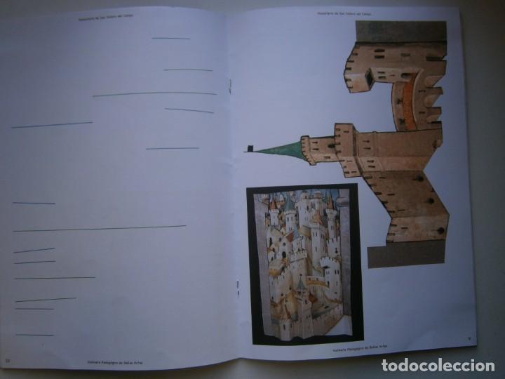 Coleccionismo Recortables: MONASTERIO DE SAN ISIDRO DEL CAMPO CUADERNO DEL ALUMNADO PRIMARIA 2005 - Foto 12 - 146240930