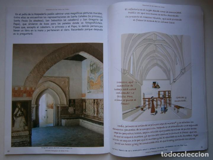 Coleccionismo Recortables: MONASTERIO DE SAN ISIDRO DEL CAMPO CUADERNO DEL ALUMNADO PRIMARIA 2005 - Foto 15 - 146240930