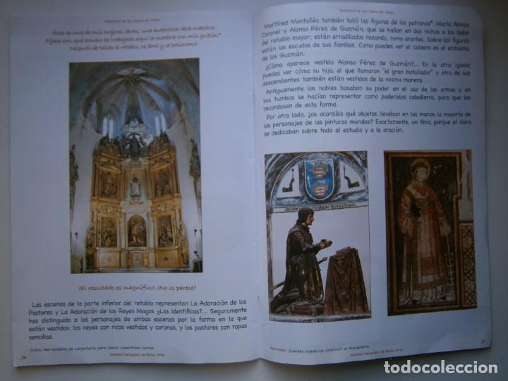 Coleccionismo Recortables: MONASTERIO DE SAN ISIDRO DEL CAMPO CUADERNO DEL ALUMNADO PRIMARIA 2005 - Foto 18 - 146240930