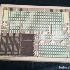 Coleccionismo Recortables: CONSTRUCTOR SEIX & BARRAL SOFA Y LIBRERIA. Lote 146800318