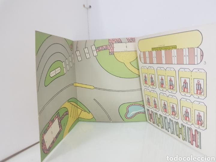 Coleccionismo Recortables: Recortable el constructor número 5 autopistas medida libro 18 x 20 cm - Foto 2 - 147169396