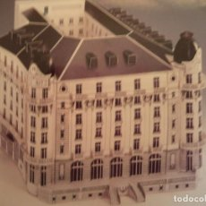 Coleccionismo Recortables: RECORTABLE EL HOTEL RITZ..AÑO 1988. Lote 147202842