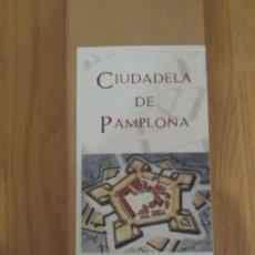 Coleccionismo Recortables: MAQUETA RECORTABLE DE PAPEL CIUDADELA DE PAMPLONA 820MM X 600MM. Lote 149250770