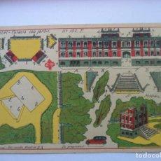 Coleccionismo Recortables: HERNANDO Nº 105 HOTEL -PALACIO CON JARDIN 26X16,5 CM. Lote 150971630