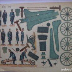 Coleccionismo Recortables: HERNANDO Nº114 OBUS. Lote 151509030