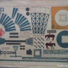 Coleccionismo Recortables: HERNANDO Nº126 ELEVADORA. Lote 151509650