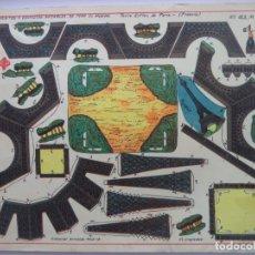 Coleccionismo Recortables: HERNANDO Nº 163 TORRE EIFFEL DE PARIS.MONUMENTOS Y EDIFICIOS NOTABLES DE TODO EL MUNDO. Lote 151510802