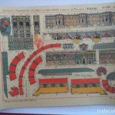 Coleccionismo Recortables: HERNANDO Nº 185M CATEDRAL DE FLORENCIA ITALIA EDIFICIOS Y MONUMENTOS CELEBRES DE TODO EL MUNDO. Lote 151708954