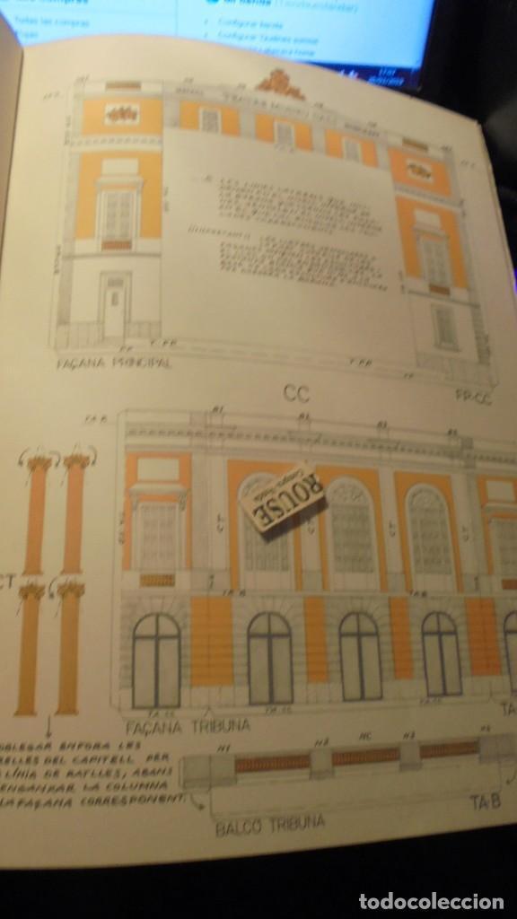 Coleccionismo Recortables: DALI - TEATRE MUSEU DALI - RECORTABLE 1984 DISSENY NÉSTOR PELLICER TEXT RAFAEL PASCUET PAPERS I GRAV - Foto 8 - 155969138