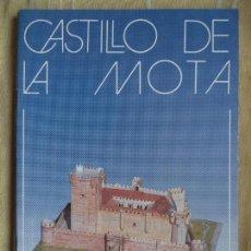 Coleccionismo Recortables: CASTILLO DE LA MOTA MONUMENTOS RECORTABLES SALVATELLA. Lote 213954133
