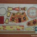 Coleccionismo Recortables: RECORTABLE MOLINO - LA TIJERA. Lote 160852682