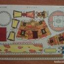 Coleccionismo Recortables: RECORTABLE MOLINO - LA TIJERA. Lote 160853514