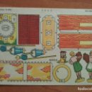 Coleccionismo Recortables: RECORTABLE FOSO - LA TIJERA. Lote 160853706