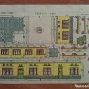 Coleccionismo Recortables: RECORTABLE CASTILLO ARABE - LA TIJERA. Lote 160854214
