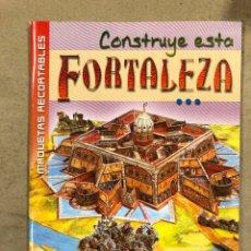 Coleccionismo Recortables: CONSTRUYE ESTA FORTALEZA. MAQUETAS RECORTABLES. SUSAETA EDICIONES.. Lote 161218769