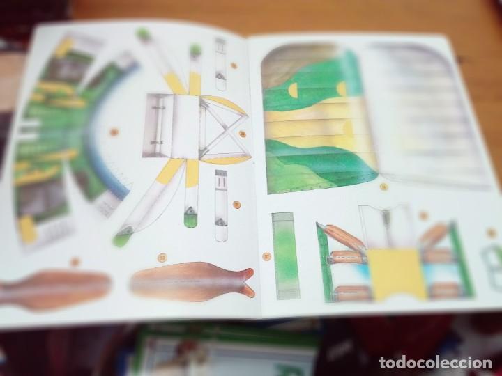 Coleccionismo Recortables: CONSTRUYE MÁQUINAS RECORTABLES. AVIÓN SPAD. EDITA SUSAETA. EST221 - Foto 4 - 163504278