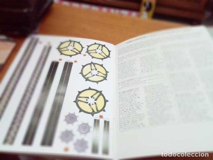 Coleccionismo Recortables: CONSTRUYE MÁQUINAS RECORTABLES. MOTO. SUSAETA. EST22B1 - Foto 7 - 163504514