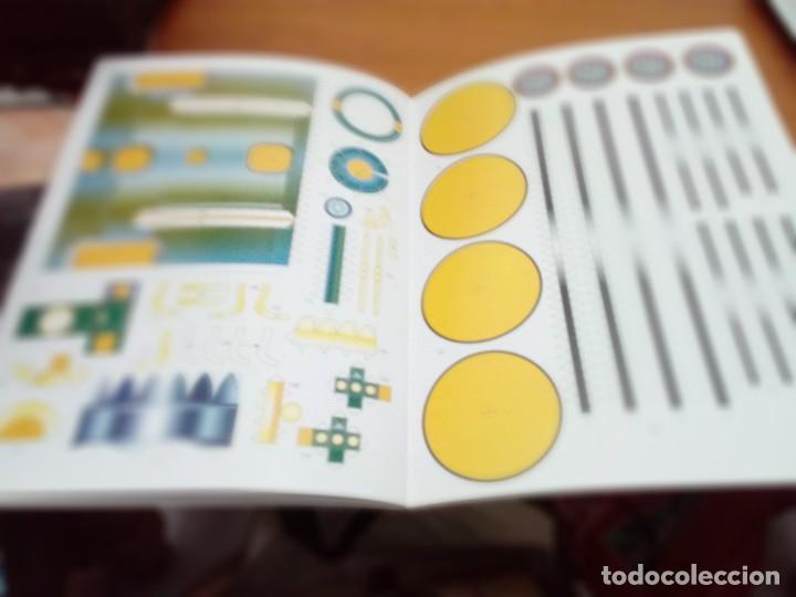 Coleccionismo Recortables: CONSTRUYE MÁQUINAS RECORTABLES. LOCOMOTORA. EST22B1 - Foto 6 - 163504662