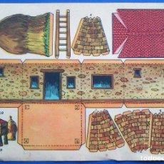 Colecionismo Recortáveis: RECORTABLE - HORREO - PERFECTO ESTADO. Lote 165787974
