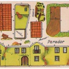 Colecionismo Recortáveis: RECORTABLE - PARADOR - ANARANT - PERFECTO ESTADO. Lote 165791614