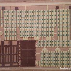 Coleccionismo Recortables: CONSTRUCTORSERIE 1ª MOBILIARIO Nº 2 SOFA Y LIBRERIA. Lote 171042190