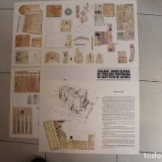 Coleccionismo Recortables: RECORTABLE DEL MONASTERIO. Lote 178048330