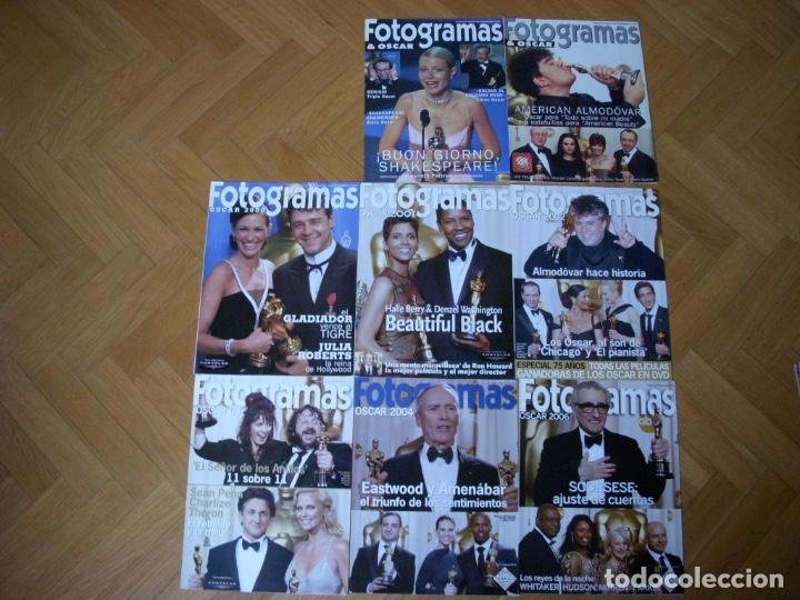 Coleccionismo Recortables: Completa colección de la revista Fotogramas - Foto 26 - 183089876
