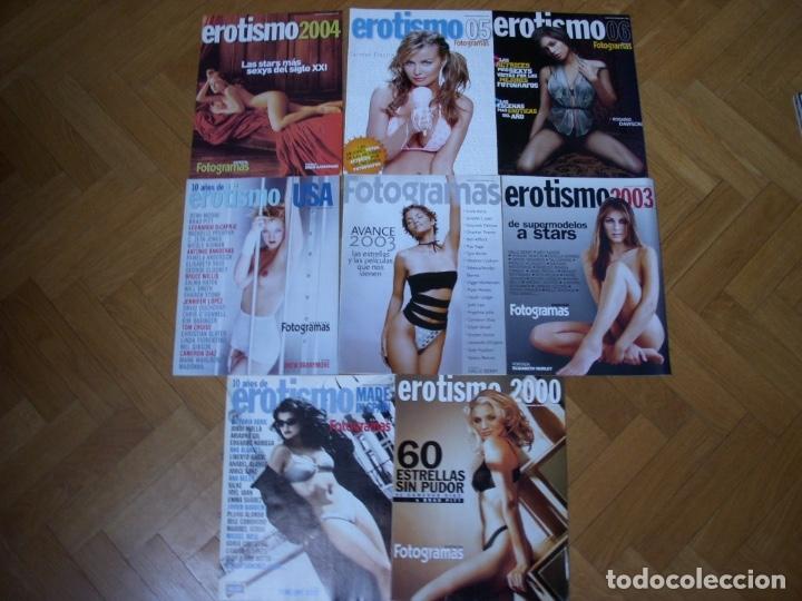Coleccionismo Recortables: Completa colección de la revista Fotogramas - Foto 27 - 183089876