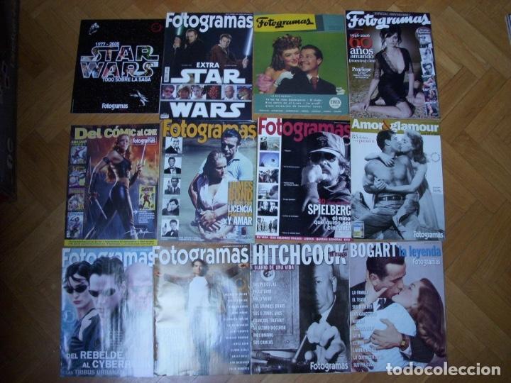 Coleccionismo Recortables: Completa colección de la revista Fotogramas - Foto 29 - 183089876