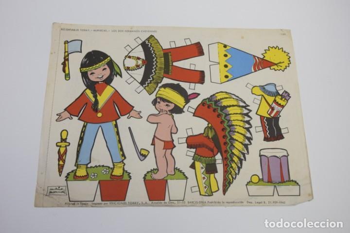 Coleccionismo Recortables: LOTE DE RECORTABLES EDIVAS, ROMA, BOGA, TORAY, RECORTABLES CASAS EDIFICIOS, RECORTABLE - VER FOTOS - Foto 10 - 187440612