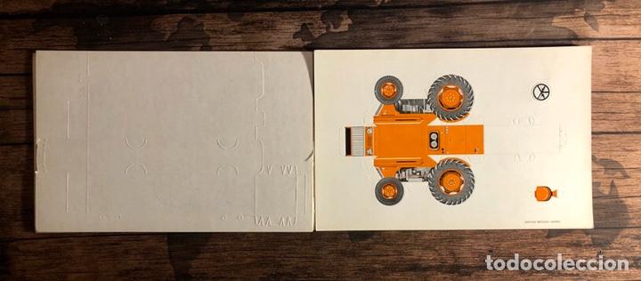 Coleccionismo Recortables: Construye tu propio vehículo sin tijeras sin pegamento. - Foto 2 - 191525752