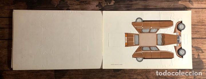 Coleccionismo Recortables: Construye tu propio vehículo sin tijeras sin pegamento. - Foto 3 - 191525752