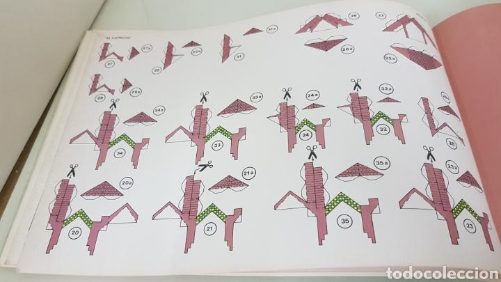 Coleccionismo Recortables: Gaudi EL CAPRICHO Comillas cantabria recortable medida libro 31x21,5cms - Foto 10 - 192796055
