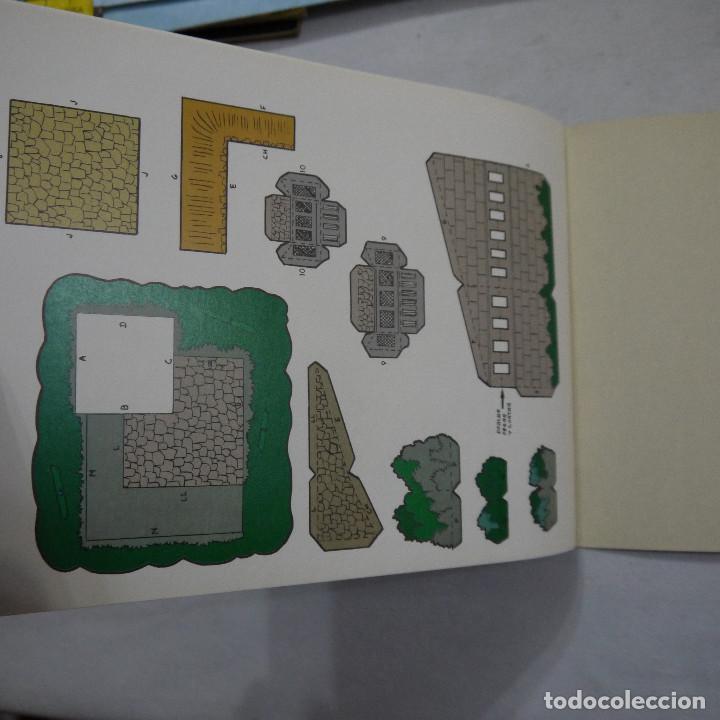 Coleccionismo Recortables: NUEVOS RECORTABLES PARA PEQUEÑOS ARQUITECTOS N.º 1 - VILMAR - Foto 4 - 195037911