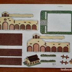 Collectionnisme Images à Découper: RECORTABLE IGLESIA - Nº 6. Lote 200381402