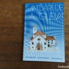Colecionismo Recortáveis: SANTUARIO DE LA GLEVA MONUMENTOS RECORTABLES SALVATELLA. Lote 203379522