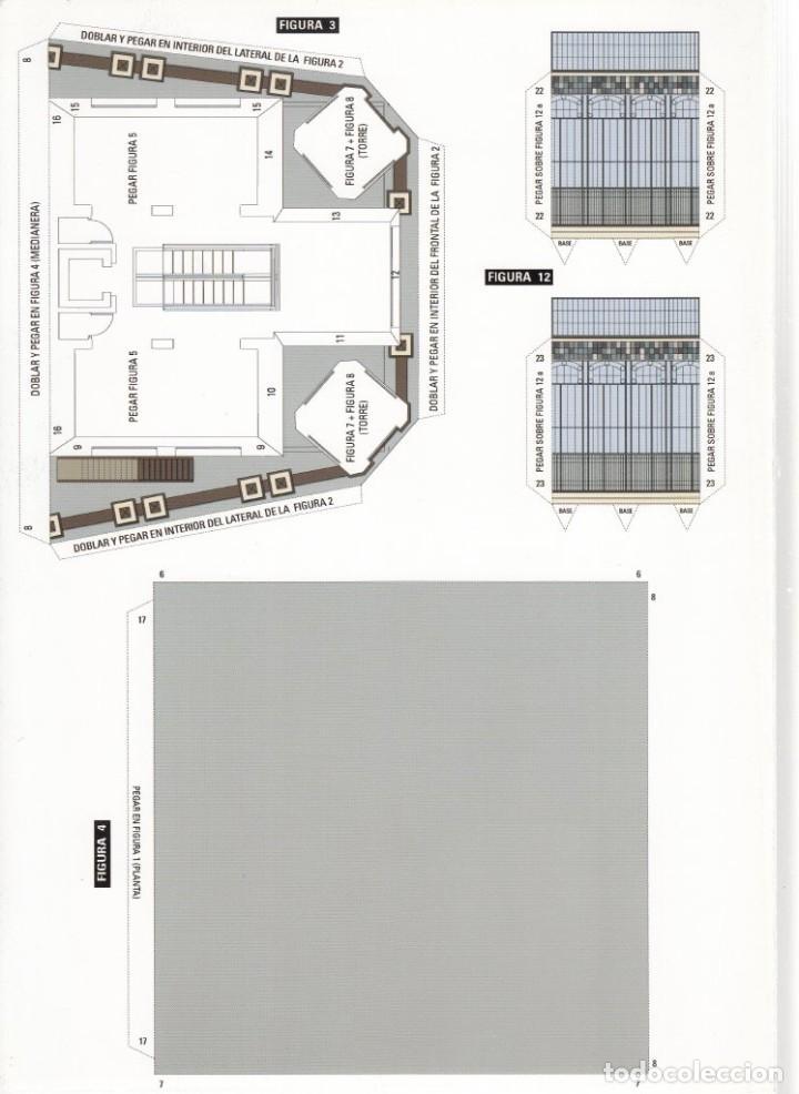 Coleccionismo Recortables: RECORTABLE. COLEGIO OFICIAL DE ARQUITECTOS DE HUELVA. 2007. 1 DE OCT. DÍA MUNDIAL DE LA ARQUITECTURA - Foto 2 - 203991372