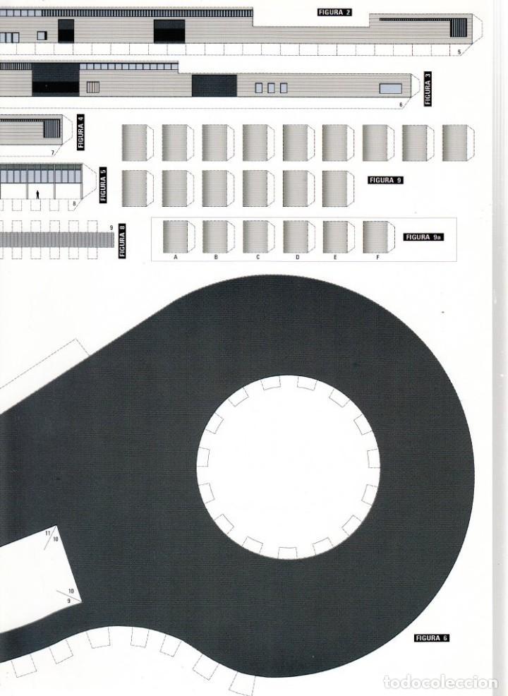 Coleccionismo Recortables: RECORTABLE. ESTACIÓN DE AUTOBUSES DE HUELVA. 2007. 1 DE OCTUBRE DÍA MUNDIAL DE LA ARQUITECTURA - Foto 4 - 203991633