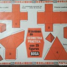 Coleccionismo Recortables: FIGURAS BOGA.. Lote 204607133