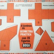 Coleccionismo Recortables: FIGURAS BOGA.. Lote 204607293