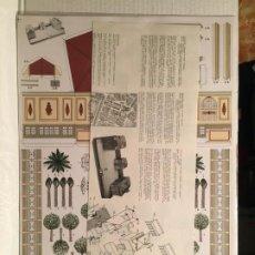 Coleccionismo Recortables: RECORTABLE ESCOLA PERE VILA - BARCELONA. Lote 205858946