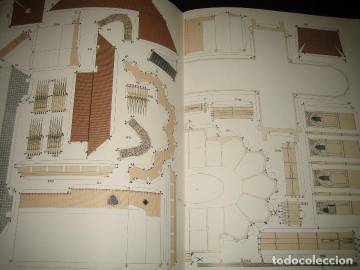 Coleccionismo Recortables: RECORTABLE CATEDRAL DE LEON - Foto 2 - 206939326