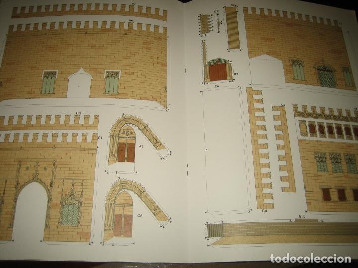 Coleccionismo Recortables: RECORTABLE LONJA DE VALENCIA - Foto 2 - 206939523