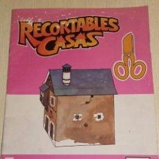 Coleccionismo Recortables: RECORTABLES CASAS. Lote 210484741