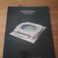Collectionnisme Images à Découper: RECORTABLE ESTABLO OLÍMPICO DE SEVILLA. Lote 212513848
