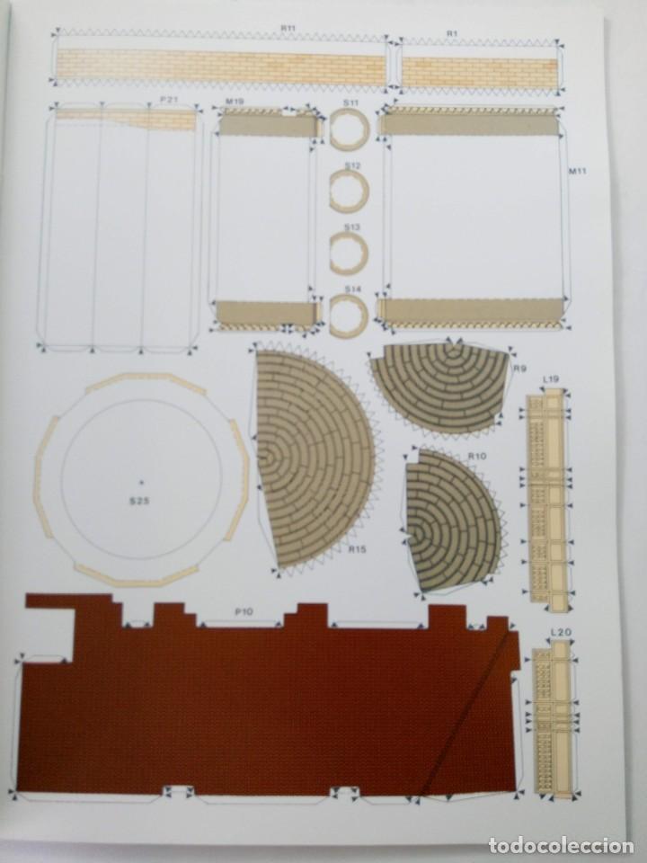 Coleccionismo Recortables: RECORTABLE COLEGIATA DE TORO - EDICIONES MERINO - Foto 2 - 222038035