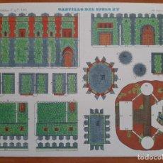 Collectionnisme Images à Découper: RECORTABLES C.Y P. - CASTILLO DEL SIGLO XV. Lote 236746275