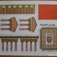 Collectionnisme Images à Découper: RECORTABLE CHIQUI CASAS Nº 8. Lote 227912355